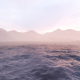 Pink Clouds Ocean Mountains And Fog - VideoHive Item for Sale