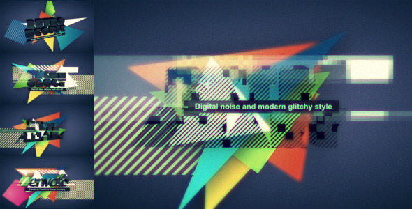 Chroma After Effects Templates from VideoHive