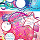 Set of Birthday Party Cards with Balloons - GraphicRiver Item for Sale