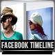 Smart 3D Facebook Timeline cover vol. 2 - GraphicRiver Item for Sale