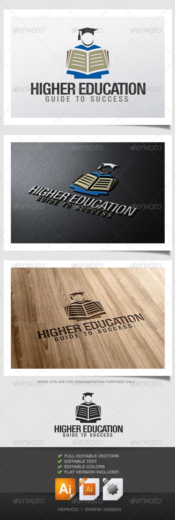 Higher Education Logo