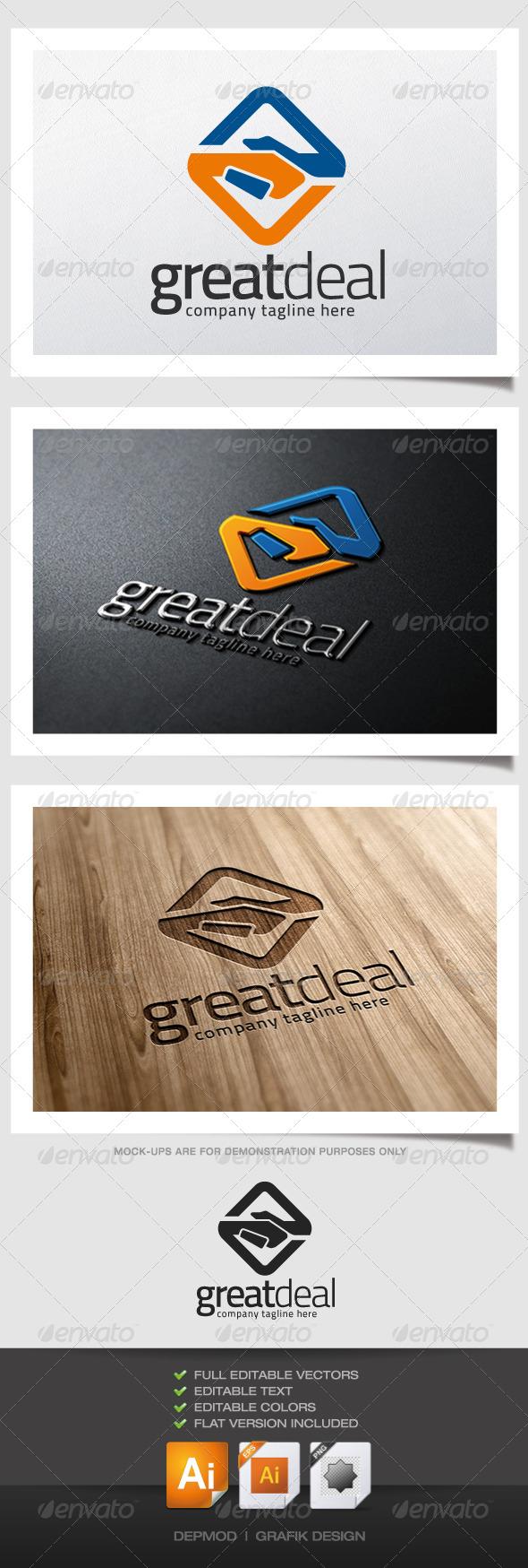 Great Deal Logo