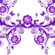 Vector Illustration of a Floral Ornament - GraphicRiver Item for Sale