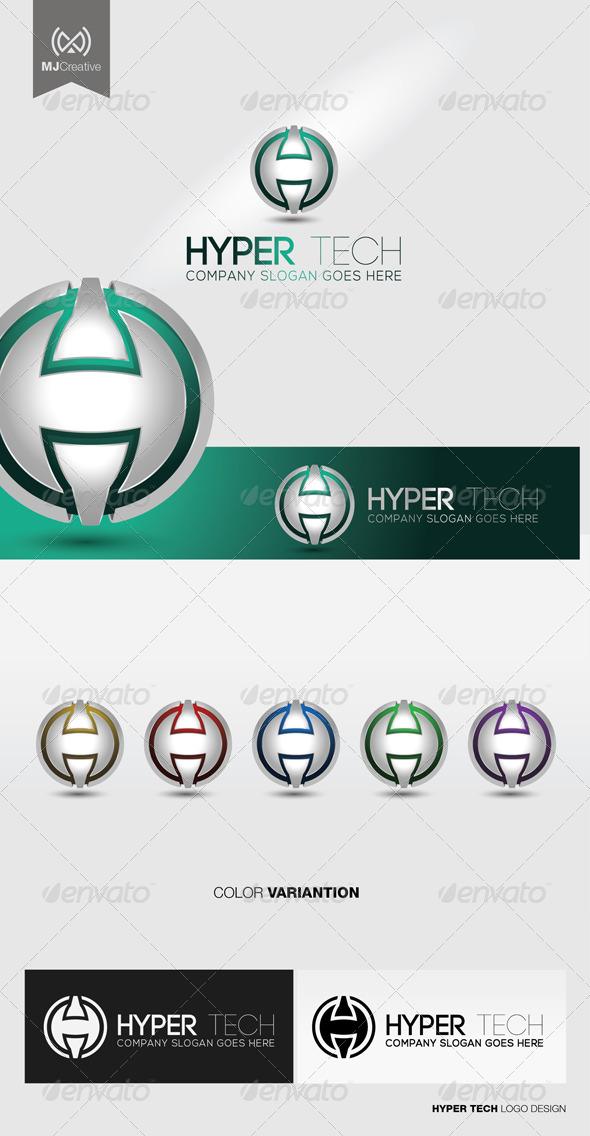 H Tech Logo