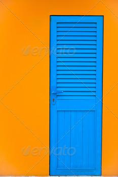 Download the old blue door