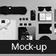 Stationery  Branding Mock-Up - GraphicRiver Item for Sale