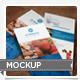 Flyer Mockups - GraphicRiver Item for Sale