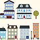 Retro House Icon Vol 3 - GraphicRiver Item for Sale