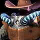 Steampunk Cowboy - 3DOcean Item for Sale