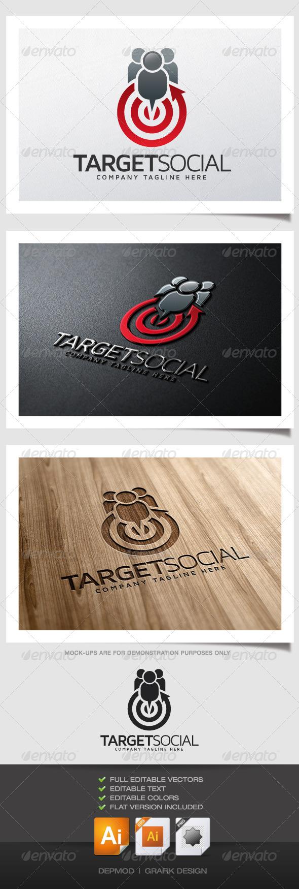 Target Social Logo