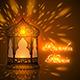 Ramadan Kareem Greeting Card - GraphicRiver Item for Sale
