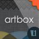 ArtBox - Creative Scrolling Portfolio Template - ThemeForest Item for Sale