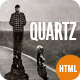 Quartz - Coming Soon Html5 Template - ThemeForest Item for Sale