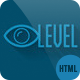 iLevel - Responsive Flat Design Bootstrap Template - ThemeForest Item for Sale