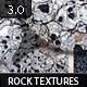 7 Ocean Rock Textures 3.0 - GraphicRiver Item for Sale