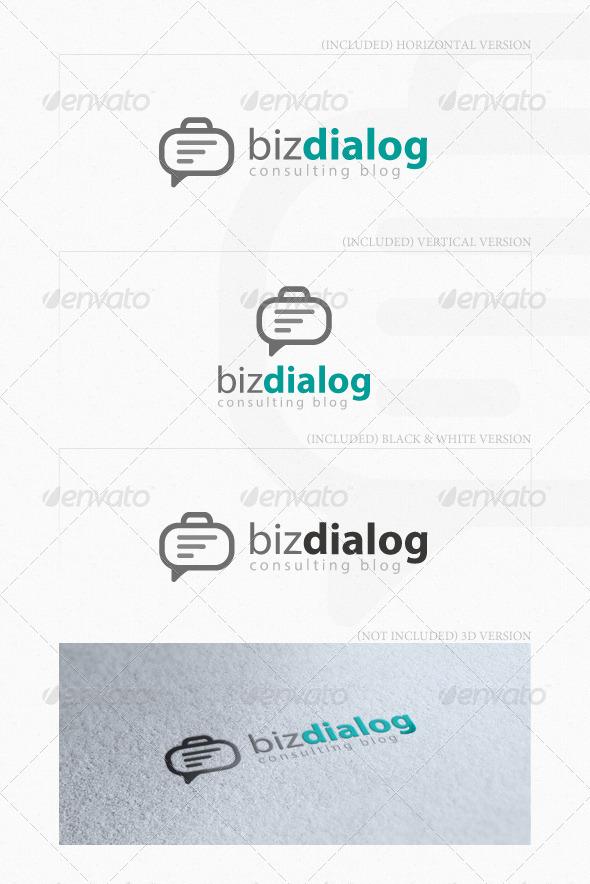 Biz Dialog Logo