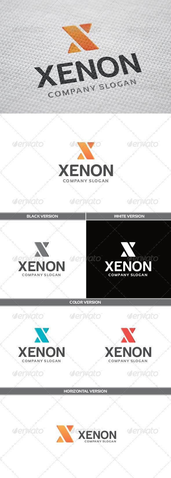 Xenon Logo