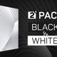 Clean Background Loop Pack Black & White - VideoHive Item for Sale