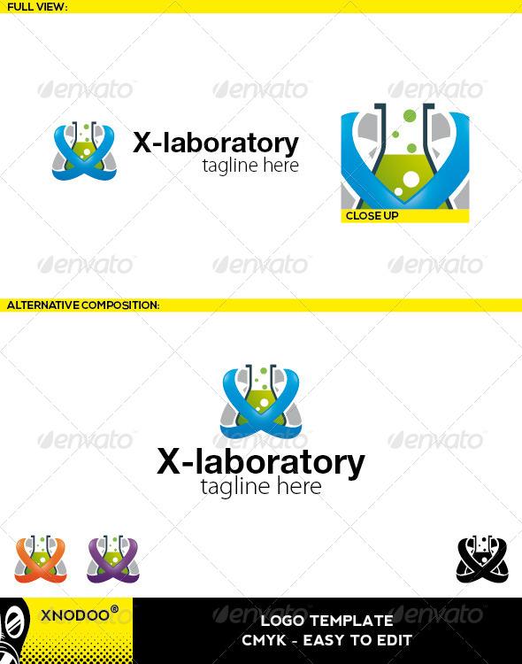 X-Laboratory Logo