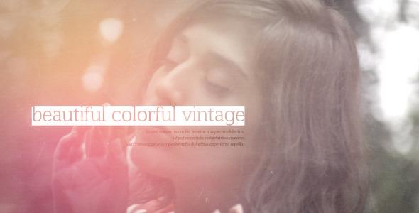 Colorful Vintage
