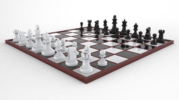 Chessboard CG Textures & 3D Models from 3DOcean