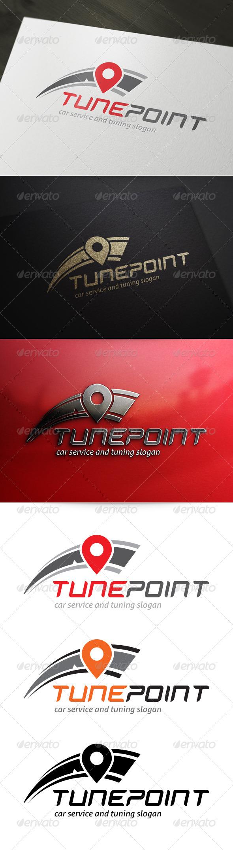 Tune Point Logo