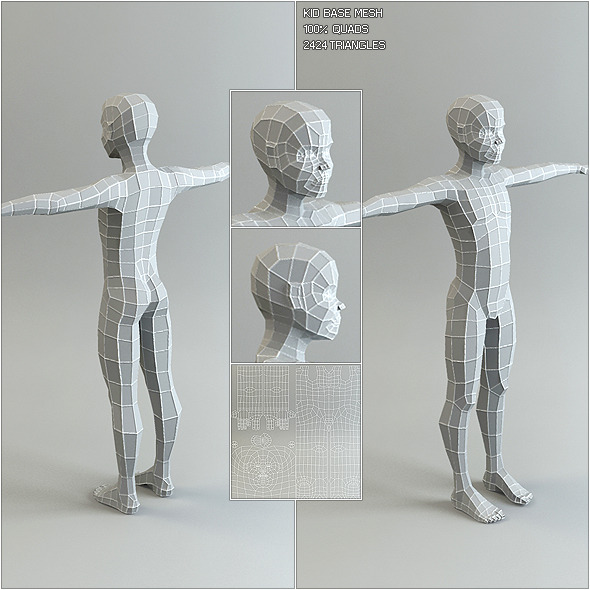 3D Models from 3DOcean