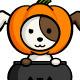 Halloween Dog Illustration - GraphicRiver Item for Sale