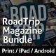 RoadTrip Magazine Bundle! Print + iPad + Android - GraphicRiver Item for Sale
