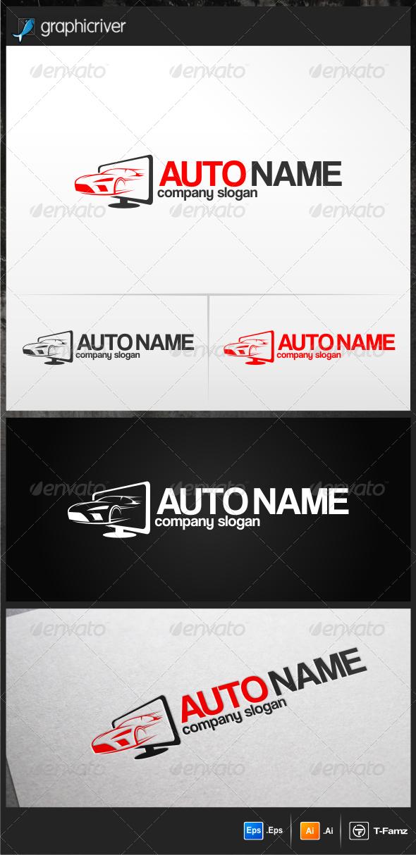 Auto Logo Templates