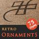 Retro Ornaments Design Elements - GraphicRiver Item for Sale