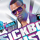 SickBoy Music - Mixtape CD Cover  - GraphicRiver Item for Sale