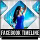 Smart 3D Cube Facebook Timeline cover vol. 3 - GraphicRiver Item for Sale