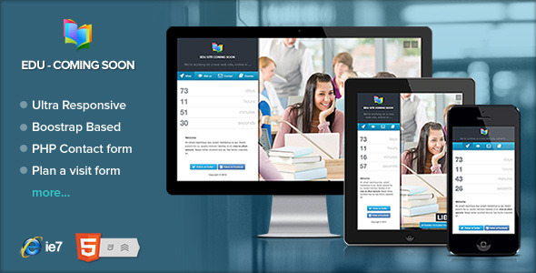 Online Courses Templates from ThemeForest