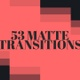 53 Alpha Mattes Transitions - VideoHive Item for Sale