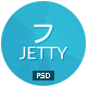 JETTY - PSD Template - ThemeForest Item for Sale