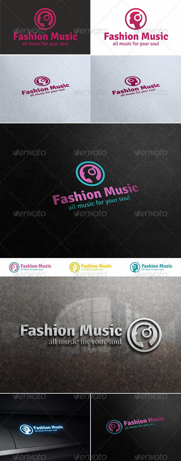 Fashion Music - Activities & Leisure Logo
