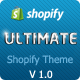 Ultimate - Multipurpose Shopify Theme - ThemeForest Item for Sale