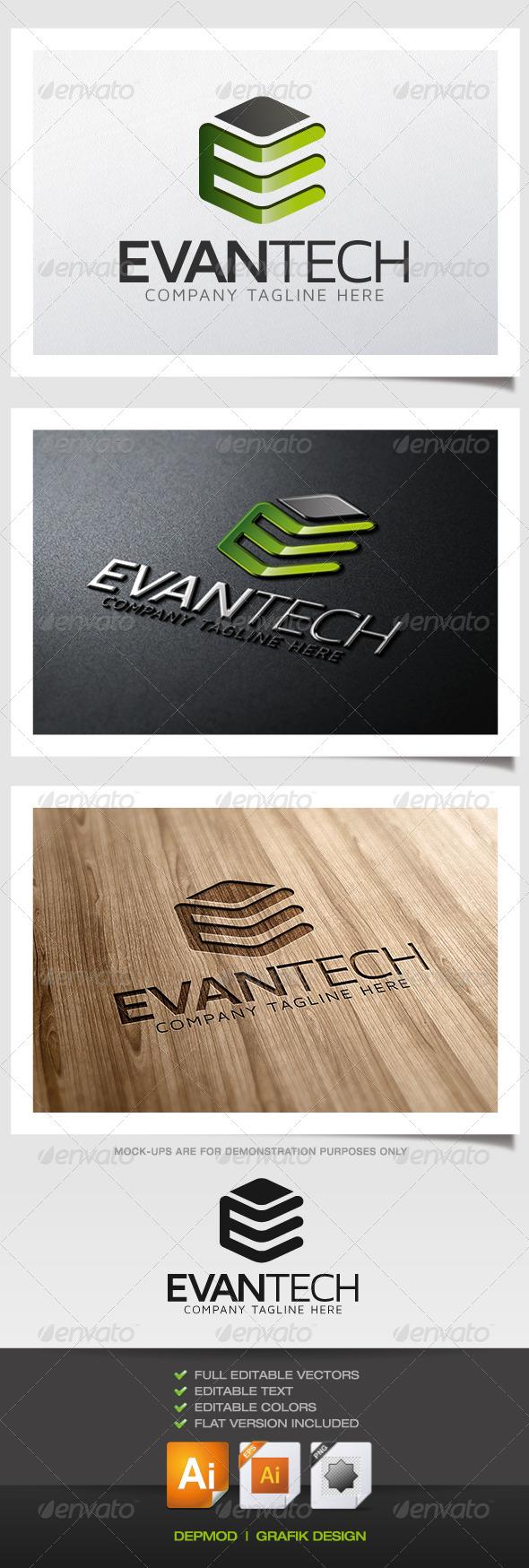 Evan Tech Logo