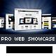 PRO 3d Web Showcase Mock-ups - GraphicRiver Item for Sale