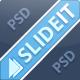 Slideit - Corporate & miniStore PSD Template - ThemeForest Item for Sale