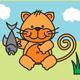 Set Vector Funny Cartoon Farm Animals - GraphicRiver Item for Sale