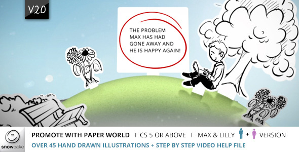 Promote With Paper World