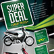 Super Deal Flyer Template - GraphicRiver Item for Sale