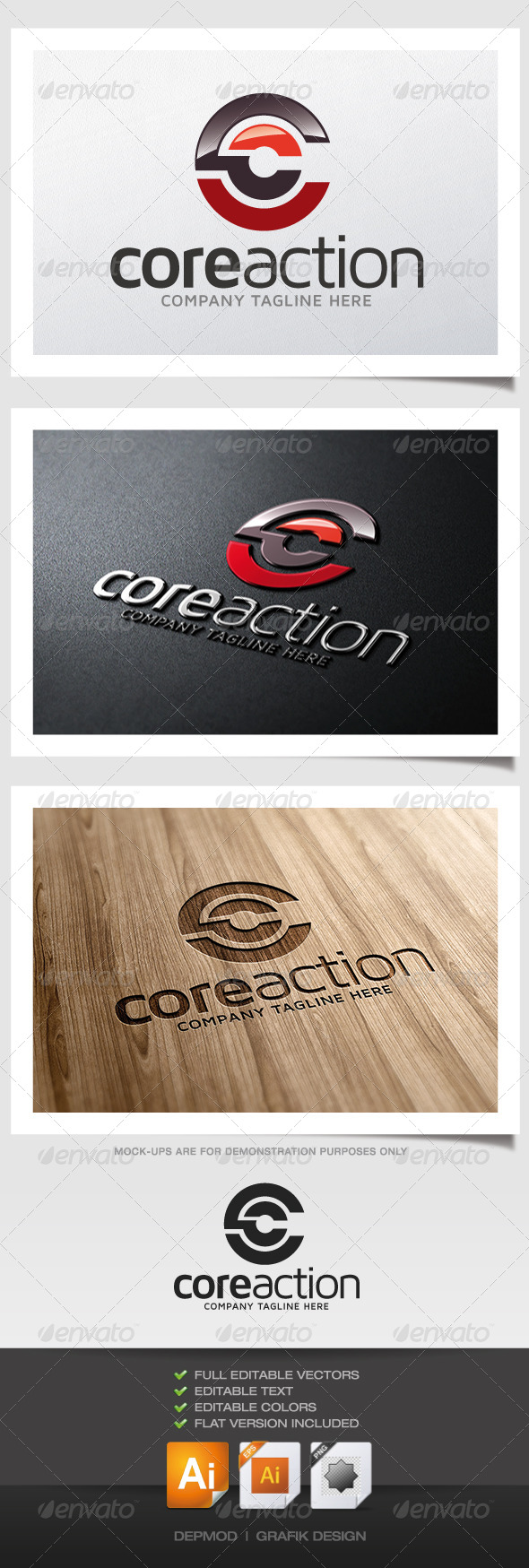 Core Action Logo