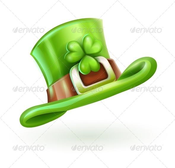 Green Cap of Saint Patrick