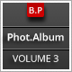 Modern Photo Album 03 - GraphicRiver Item for Sale