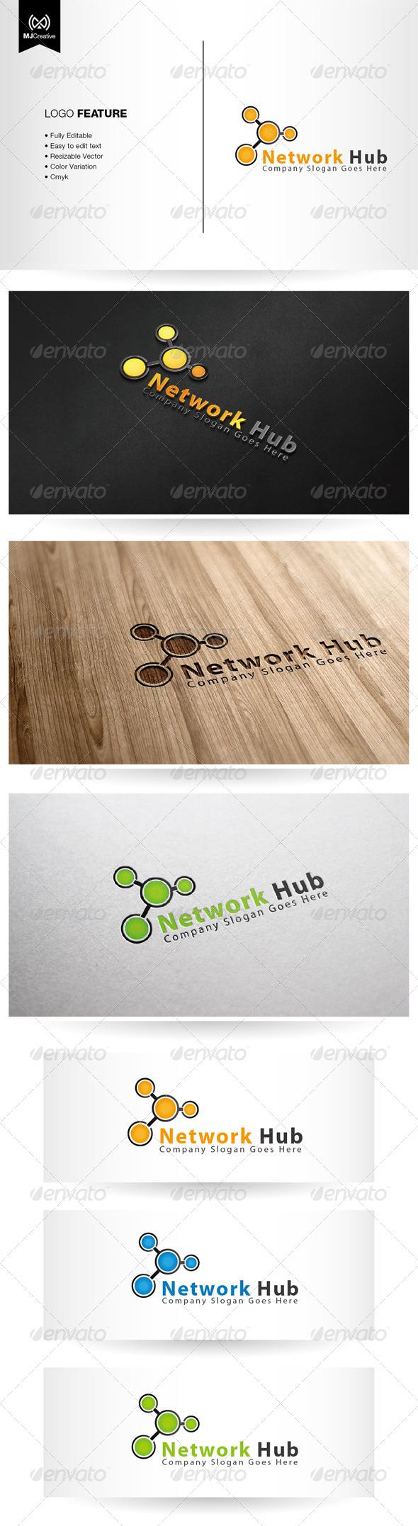 Network Hub Logo