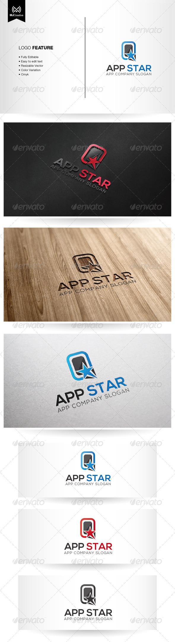 App Star Logo
