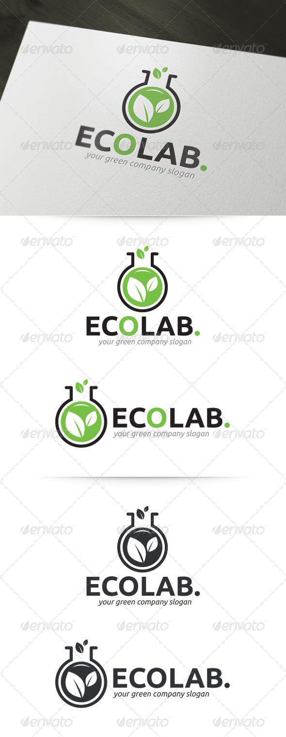 Eco Lab Logo